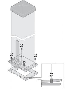 levelling plate  kit