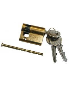 cylinder for electric lock
